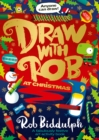 Draw with Rob at Christmas - Book
