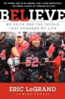 Believe : My Faith and the Tackle That Changed My Life - Book