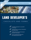 Residential Land Developer's Checklists and Forms - Book
