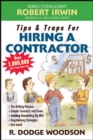Tips & Traps for Hiring a Contractor - Book