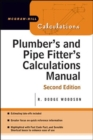 Plumber's and Pipe Fitter's Calculations Manual - Book