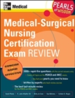 Medical-surgical Nursing Certification Exam Review : Pearls of Wisdom - Book