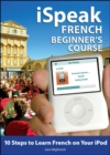 iSpeak French Beginner's Course (MP3 CD + Guide) - Book