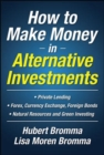 How to Make Money in Alternative Investments - Book