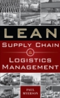 Lean Supply Chain and Logistics Management - eBook