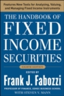 The Handbook of Fixed Income Securities, Eighth Edition - Book