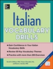 Italian Vocabulary Drills - Book