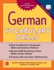 German Vocabulary Drills - Book