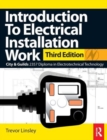 Introduction to Electrical Installation Work - Book