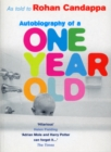 Autobiography Of A One Year Old - Book
