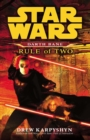 Star Wars: Darth Bane - Rule of Two - Book