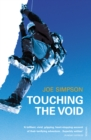Touching the Void - Book