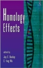 Homology Effects : Volume 46 - Book