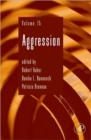 Aggression : Volume 75 - Book