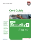 CompTIA Security+ SY0-401 Cert Guide, Academic Edition MyITCertificationlab -- Access Card - Book