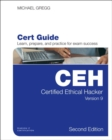 Certified Ethical Hacker (CEH) Version 9 Pearson uCertify Course Student Access Card - Book