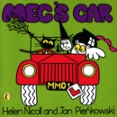 Meg's Car - Book