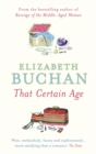 That Certain Age - Book