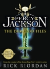 Percy Jackson: The Demigod Files (Percy Jackson and the Olympians) - Book