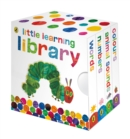 The Very Hungry Caterpillar: Little Learning Library - Book