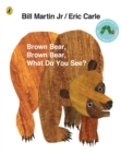 Brown Bear, Brown Bear, What Do You See? - Book