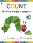 Count  with the Very Hungry Caterpillar (Sticker Book) - Book