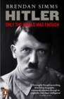 Hitler : Only the World Was Enough - eBook