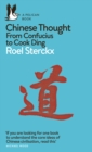 Chinese Thought : From Confucius to Cook Ding - Book