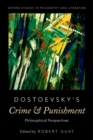 Dostoevsky's Crime and Punishment : Philosophical Perspectives - Book