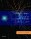 Elements of Electromagnetics - Book