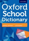 Oxford School Dictionary - Book