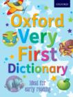Oxford Very First Dictionary - Book