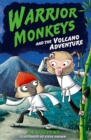Warrior Monkeys and the Volcano Adventure - Book