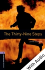 The Thirty-Nine Steps - With Audio Level 4 Oxford Bookworms Library - eBook