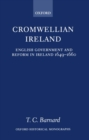 Cromwellian Ireland : English Government and Reform in Ireland 1649-1660 - Book