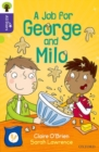 Oxford Reading Tree All Stars: Oxford Level 11: A Job for George and Milo - Book