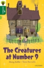 Oxford Reading Tree All Stars: Oxford Level 12        : The Creatures at Number 9 - Book