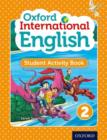 Oxford International English Student Activity Book 2 - Book