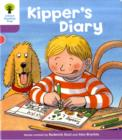 Oxford Reading Tree: Level 1+: First Sentences: Kipper's Diary - Book
