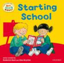 Oxford Reading Tree: Read With Biff, Chip & Kipper First Experiences Starting School - Book