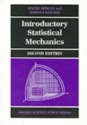 Introductory Statistical Mechanics - Book