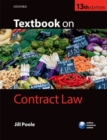 Textbook on Contract Law - Book