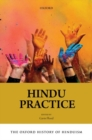 The Oxford History of Hinduism : Hindu Practice - Book