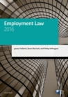 Employment Law 2016 - Book