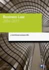 Business Law 2016-2017 - Book