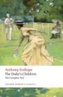 The Duke's Children Complete : Extended edition - Book