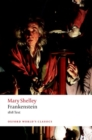 Frankenstein : or `The Modern Prometheus': The 1818 Text - Book
