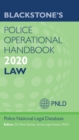 Blackstone's Police Operational Handbook 2020: Law - Book