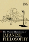 The Oxford Handbook of Japanese Philosophy - Book