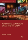 Advertising, Commercial Spaces and the Urban - eBook